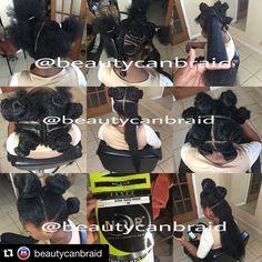 @beautydepot @beautycanbraid (Vixen Crochet Braids done with Janet Collection Afri-Naptural top quality Kanekalon Hair