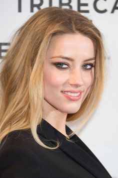 How to copy Amber Heard's smoky eye makeup