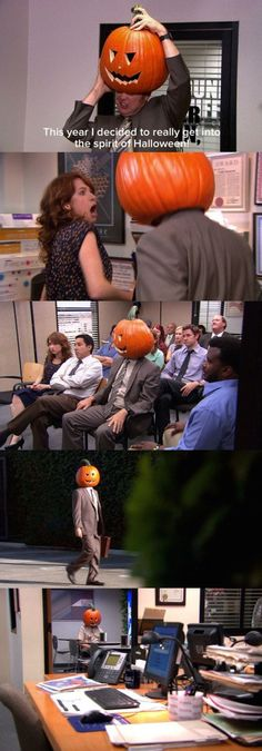 He believes in things. Like Halloween. | 33 Dwight Schrute Jokes That Still Make You Laugh Every Time