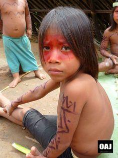 The Children of the Amazon, Ecuador's Oriente