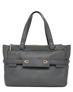 """Elaine Turner """"Ruth"""" Leather Tote is on Rue. Shop it now."""