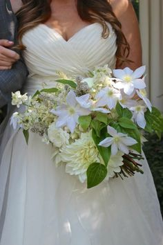 Bridal Bouquet The Little Branch
