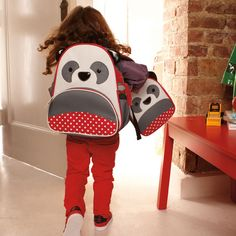 Cute and functional Skip Hop Lunchie & Backpack