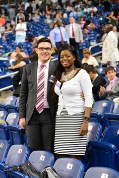 Detroit Delegates – Detroit International Convention #1