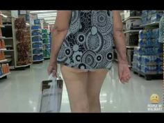 """Shoppers of Wal-mart VIDEO w music accompaniment ...  """"when I walk down the street ...of sick n wrong"""""""