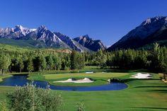 Kananaskis Country Golf Club, Alberta, Canada