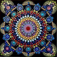 Resultado de imagem para dot mandala painting Mandala Drawing, Mandala Painting, Dot Art Painting, Stone Painting, Mandala Pattern, Mandala Design, Mandela Art, Mandala Canvas, Mandala Rocks