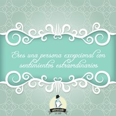 #Motivación #sevilla #atrevetevariedades Eres especial y nosotros lo sabemos