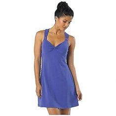 Prana Manori Dress / Sail Blue
