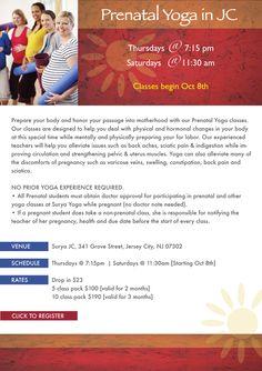 Prenatal Classes in Jersey City
