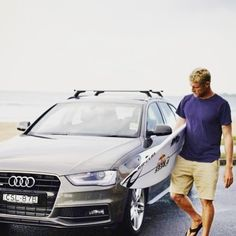 #mcm. A few month ago and days out from winning his fourth #BellsBeach title #MickFanning took time out to give the #surf class of a lifetime. 30 #Audi customers were fortunate to receive the Audi #Lifestyle Experience in 2015. It may have been a little cold in the water as the sun came up over Torquay but none of the assembled Audi owners seemed to notice. The class was an overwhelming success. Serious one-on-one time with one of surfings greatest is an opportunity that comes along once in…