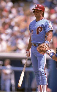 Darren Daulton Best Baseball Player, Phillies Baseball, Baseball Pictures, Philadelphia Baseball, Cincinnati Reds Baseball, Darren Daulton, Jimmie Foxx, Mlb Players, Mlb Teams