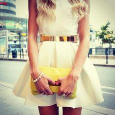 Adoro esse tipo de saia!