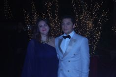 Ali Zafar and Ayesha