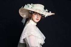 Edwardian Fashion, Vintage Fashion, Portrait Photography, Fashion Photography, Gibson Girl, Poses, Photo Reference, Looks Cool, Historical Clothing