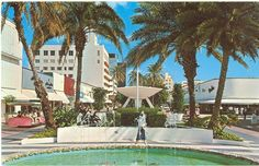 Vintage Lincoln Road Mall