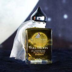 Full Moon Perfume by TheSageGoddess on Etsy