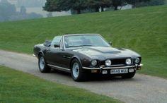 Aston Martin V8 Volante (The Living Daylight)