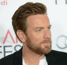Beard - Ewan McGregor