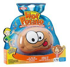 Hot Potato - Electronic Musical Passing Game