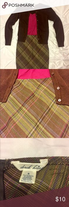 Derek Heart Business Casual Pencil Skirt Small Derek Heart Business Casual Pencil Skirt Small Derek Heart Skirts Pencil