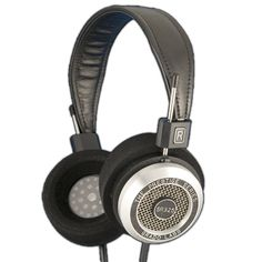 The Grado SR325i. Looks like something a BBC Radiophonic operator from the 40s would be wearing; sounds like heaven.