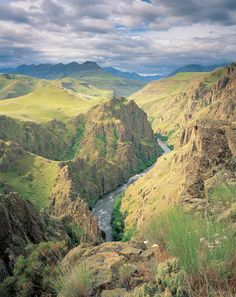 Hells Canyon Scenic Byway | Travel Oregon