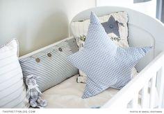 Baby De Villiers' Nursery | | The Pretty Blog
