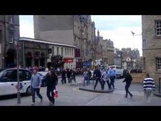 Драка фанатов в Европе  угадай страну Amazing Fight! Football Hooligans ...