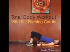 Total Body Workout with Fat Burning Cardio: 16 Minutes - YouTube