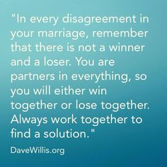 This is SUCH great marriage advice!