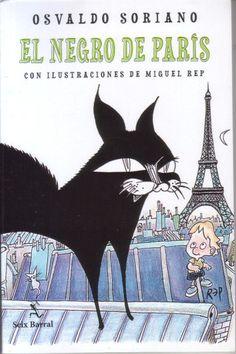 El negro de Paris. Osvaldo Soriano.