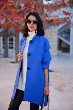 VivaLuxury - Fashion Blog by Annabelle Fleur: BRILLIANT BLUE