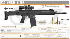 Military Weapons, Weapons Guns, Guns And Ammo, Tactical Equipment, Tactical Gear, Battle Rifle, Concept Weapons, Army Vehicles, Hunting Rifles