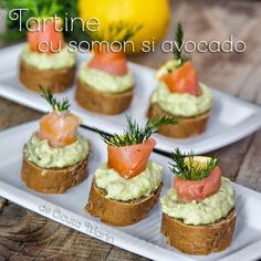 Party Food Platters, Food Design, Starters, Great Recipes, Avocado, Tapas, Cheesecake, Food And Drink, Snacks