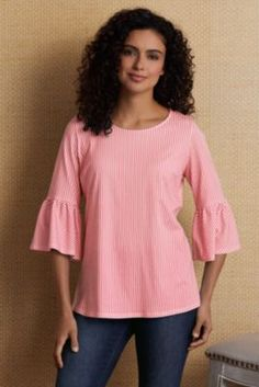 Taylor Top from Soft Surroundings - $30