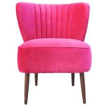 Valencia 28.3 in. Club Chair in Pink - Set of 2