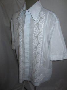 mens mexican wedding shirt