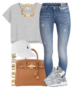 """Polo hats are classics. "" by livelifefreelyy ❤ liked on Polyvore featuring…"