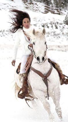 #whitehorses #sabrinabarnett