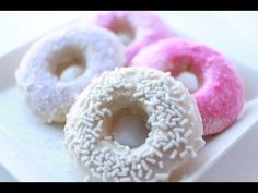 How To Make Vanilla Donuts