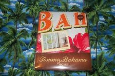 TOMMY BAHAMA WILD CARD ISLAND SHOWER CURTAIN N.I.P. 72 IN X 72 IN  , $39.99