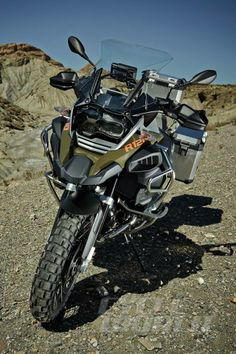 The #BMW 1200 GS