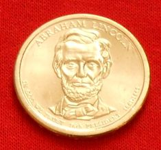 2010 D Abraham Lincoln Presidential Dollar    **FREE SHIPPING**