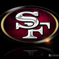 Best overall team Nfl 49ers, 49ers Fans, Nfl Football, Giants Baseball, Football Stuff, 49ers Pictures, 49ers Nation, Forty Niners, Nfl Logo