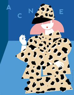 Lauren Rolwing fashion illustration Lauren Rolwing is an illustrator and her influences range from artists Paul Rand, Bruno Munari, Ikko Tanaka, & Kvĕta Pacovská. She is also influenced other areas of.
