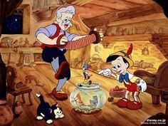 Pinocchio Wallpaper
