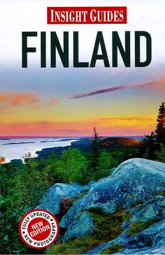 "Finland Insight Guide updated 2010 ""so much information and so well organised."" Read it before you go Miss Mom, Native Place, Travel General, Travel Bugs, Helsinki, Finland, Travel Guide, Insight, Places To Go"