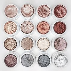 eyeshadow shades.