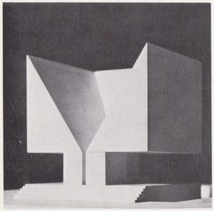 icancauseaconstellation: Aldo Rossi : Memorial German Opposition, 1962